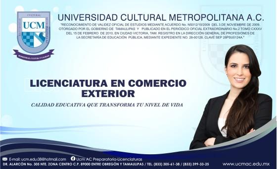 LIC. COMERCIO EXTERIOR (PORTADA)